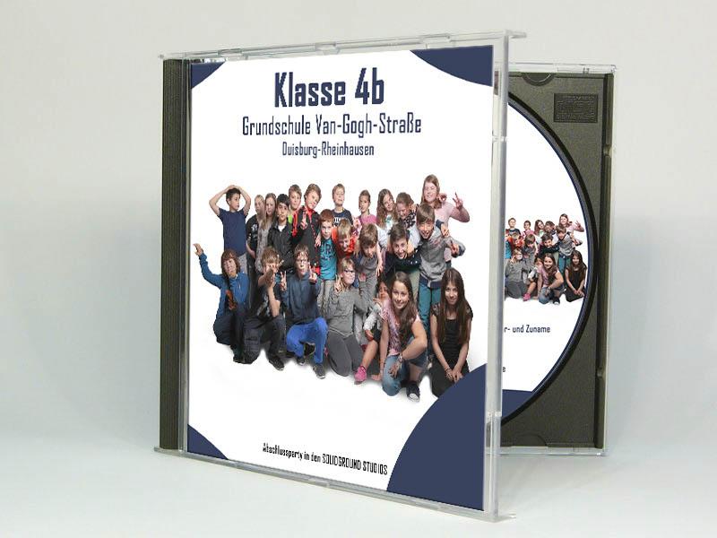 CD in klassischer Jewelbox