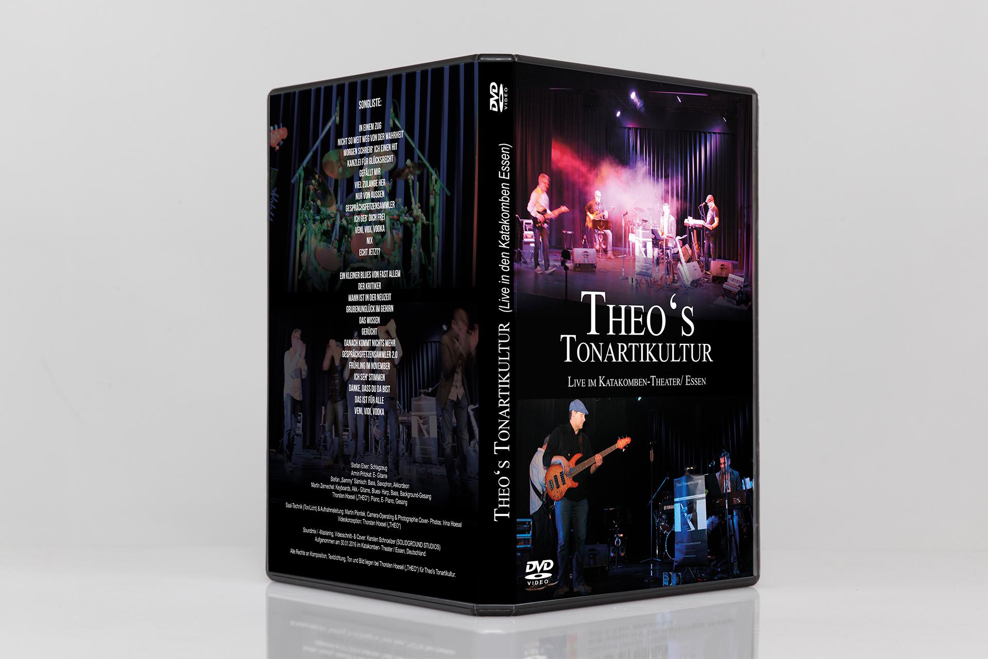 DVD Tonartikultur